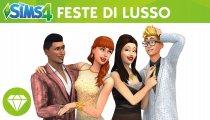 The Sims 4: Feste di Lusso - Trailer di presentazione