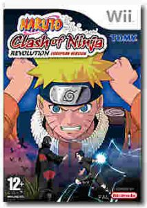 Naruto: Clash of Ninja Revolution per Nintendo Wii