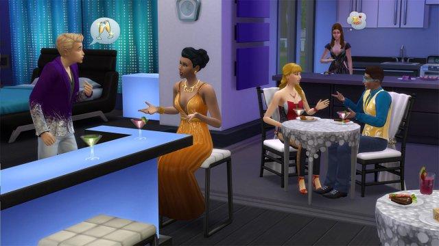 The Sims 4: Feste di Lusso