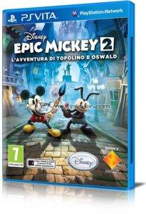 Disney Epic Mickey 2: L'Avventura di Topolino e Oswald per PlayStation Vita