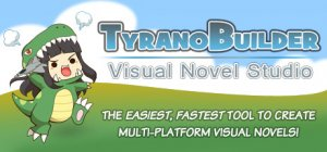 TyranoBuilder Visual Novel Studio per PC Windows