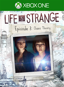 Life is Strange - Episode 3: Chaos Theory per Xbox One