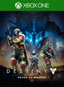 Destiny: Il Casato dei Lupi per Xbox One