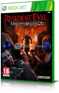 Resident Evil: Operation Raccoon City per Xbox 360