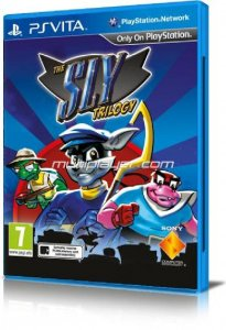 The Sly Trilogy per PlayStation Vita