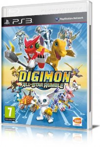 Digimon All-Star Rumble per PlayStation 3