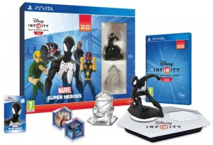 Disney Infinity 2.0: Marvel Super Heroes per PlayStation Vita