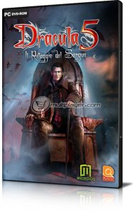 Dracula 5: Il Retaggio del Sangue per PC Windows