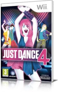 Just Dance 4 per Nintendo Wii