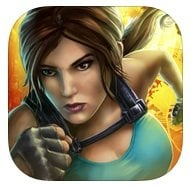 Lara Croft: Relic Run per iPad