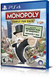 Monopoly: Family Fun Pack per PlayStation 4