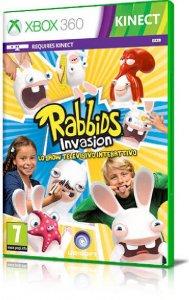 Rabbids Invasion: Lo Show Televisivo Interattivo per Xbox 360