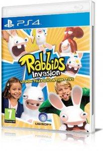 Rabbids Invasion: Lo Show Televisivo Interattivo per PlayStation 4