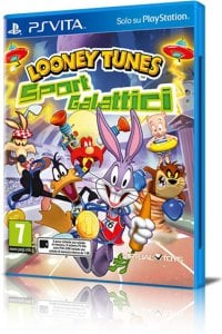 Looney Tunes: Sport Galattici per PlayStation Vita