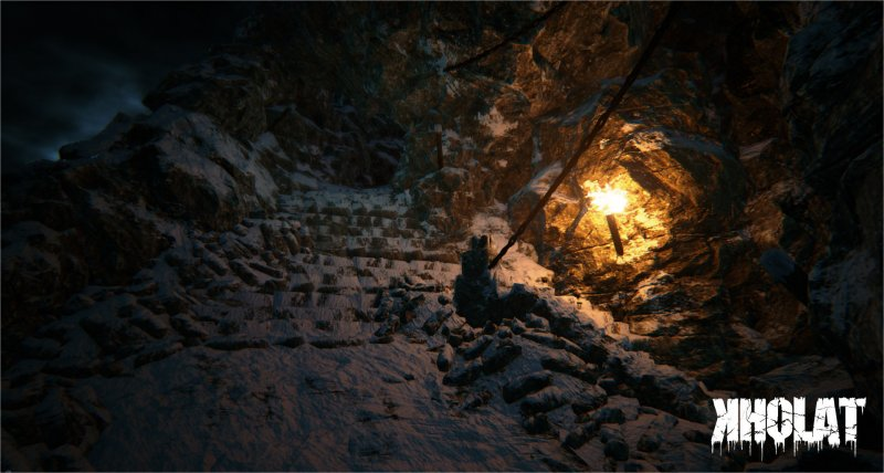 Mistero e angoscia nella neve