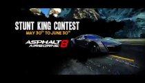 Asphalt 8: Airborne - Il trailer Stunt King Contest