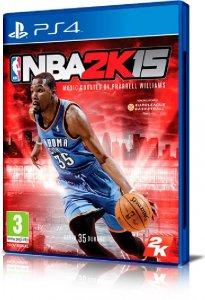 NBA 2K15 per PlayStation 4