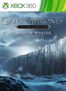 Game of Thrones - Episode 4: Sons of Winter per Xbox 360