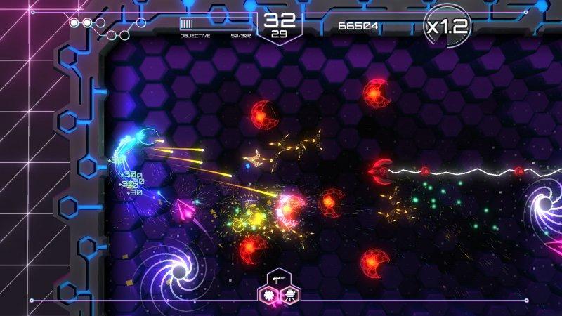 Tachyon Project sarà disponibile da domani su PlayStation Vita