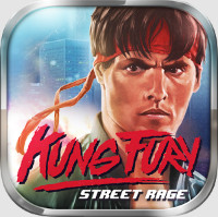 Kung Fury: Street Rage per iPhone
