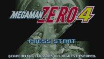 Mega Man Zero 4 - Trailer della versione virtual console Wii U