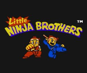 Little Ninja Brothers per Nintendo Wii U