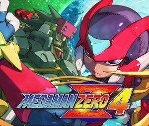 Mega Man Zero 4 per Nintendo Wii U