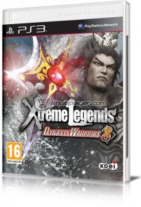 Dynasty Warriors 8: Xtreme Legends per PlayStation 3