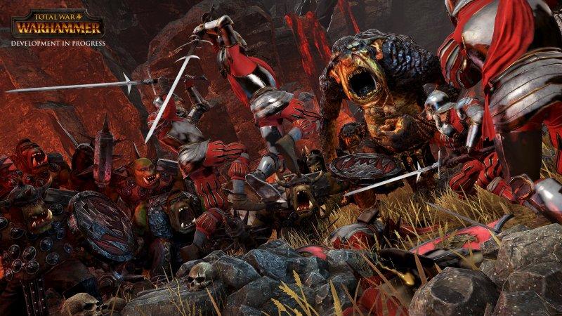 Total War: Warhammer arriva in ritardo, a maggio