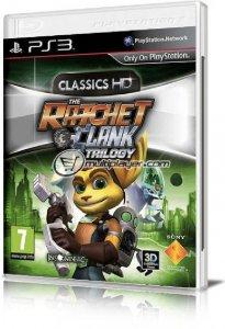 Ratchet & Clank Trilogy per PlayStation 3