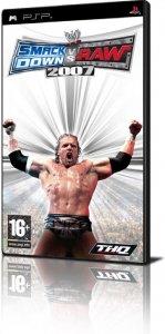 WWE Smackdown! vs Raw 2007 per PlayStation Portable