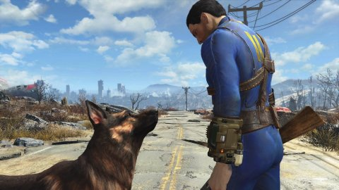Fallout 4: River, interpreter of Dogmeat, is dead, the moving message from the Studio Director