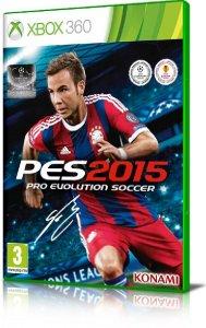 Pro Evolution Soccer 2015 (PES 2015) per Xbox 360