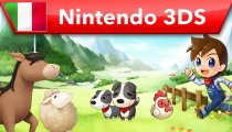 Harvest Moon: The Lost Valley - Trailer di lancio