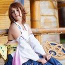 Il cosplay della settimana: Yuna in versione invocatrice