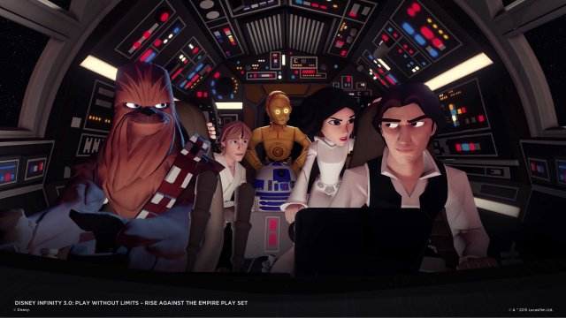 Disney Infinity 3.0: Star Wars - Rise Against the Empire