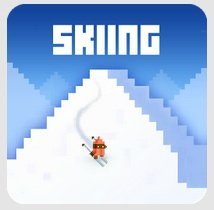 Skiing Yeti Mountain per iPhone