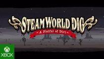 SteamWorld Dig - Trailer di lancio per la versione Xbox One