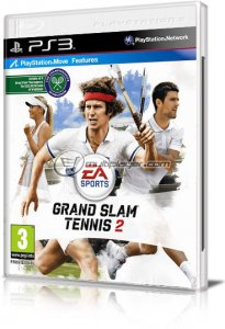 Grand Slam Tennis 2 per PlayStation 3