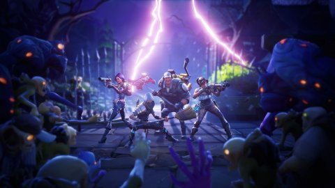 Fortnite supera i 40 milioni di giocatori e prepara un grosso aggiornamento per la mappa in Battle Royale