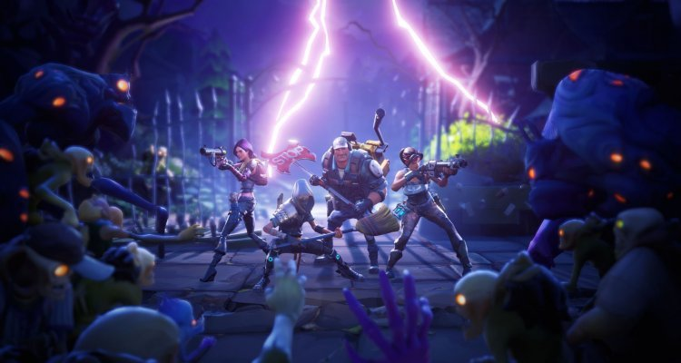 Fortnite si presenta con un trailer di lancio cinematico