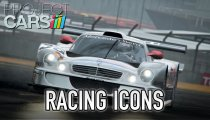 Project CARS - Trailer del Racing Icons Car Pack