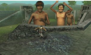 Attack on Titan: The Last Wings of Mankind CHAIN per Nintendo 3DS