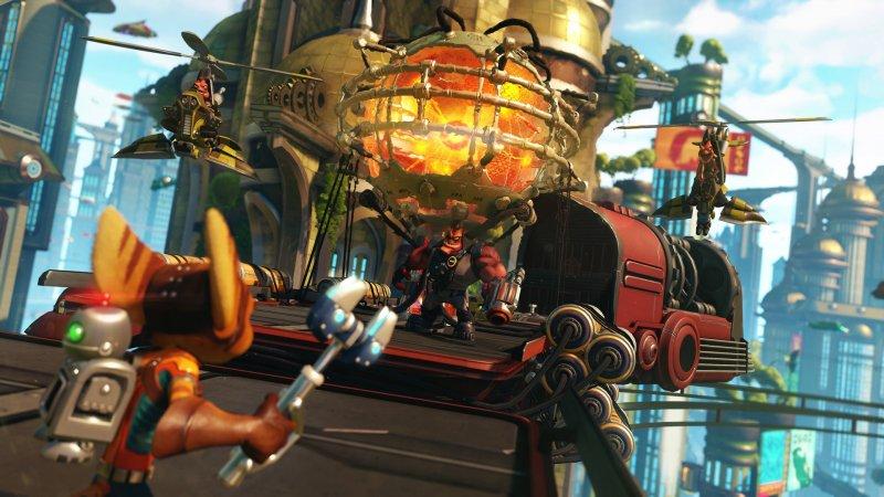 Ratchet & Clank: il film