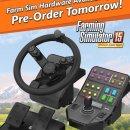 Domani inizieranno le prenotazioni della periferica definitiva per Farming Simulator