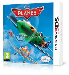 Disney Planes: The Video Game per Nintendo 3DS