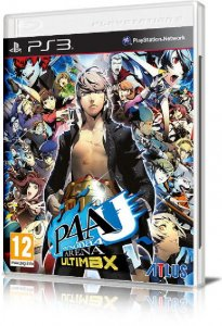 Persona 4: Arena Ultimax per PlayStation 3