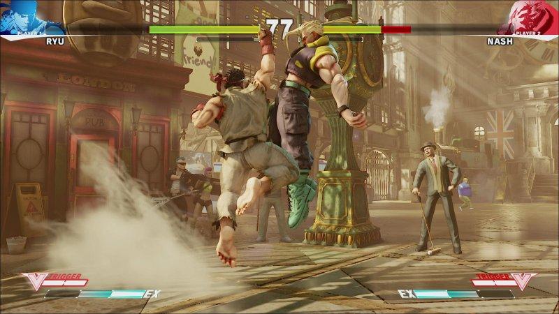 Street Fighter V - La Gente Mormora