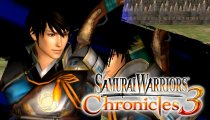 Samurai Warriors: Chronicles 3 - Il trailer del protagonista maschile