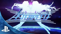 Astebreed - Il trailer di lancio della versione PlayStation 4
